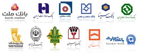 Bank Logos - آموزش